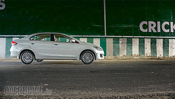Maruti Suzuki Ciaz diesel SHVS road test review
