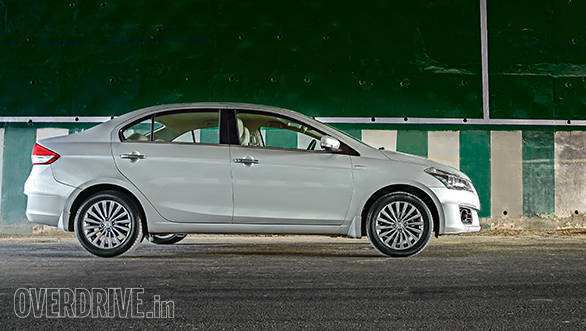 Maruti Suzuki Ciaz gets ISOFIX mounts as standard feature in India