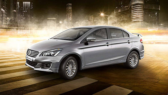Maruti Suzuki Ciaz S trim launched in India at Rs 9.39 lakh