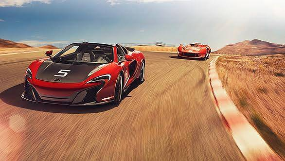 McLaren launches limited edition 650S Can-Am in the UK