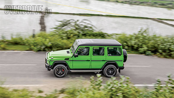 Mercedes-Benz G63 AMG Crazy Colour (1)
