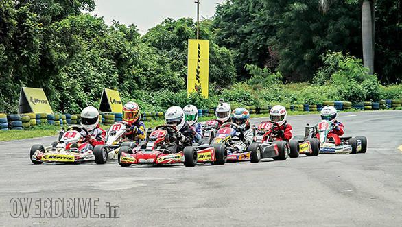 JK Tyre National Karting championship