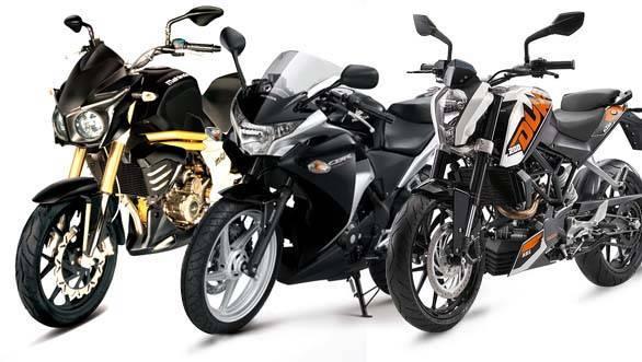 Spec comparo: Mahindra Mojo vs Honda CBR250R vs KTM 200 Duke