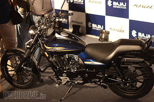 The new Bajaj Avenger Street 150