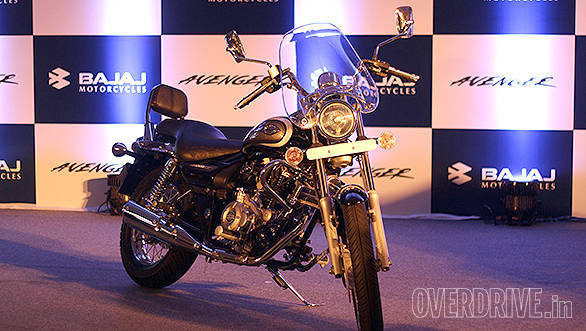 The new Bajaj Avenger Cruise 220