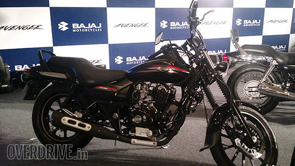 The new Bajaj Avenger Street 220