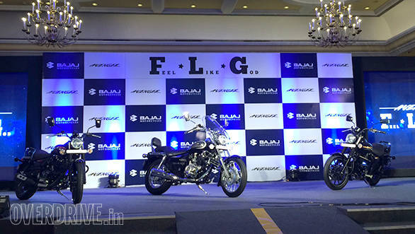 New Bajaj Avenger Launch Images (1)