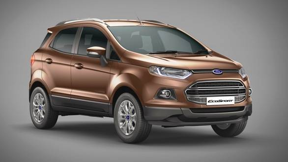 Ford launches the facelifted EcoSport in India at Rs 6.79 lakh