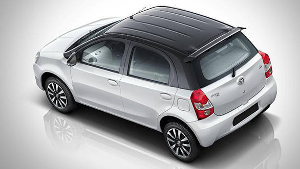 Toyota Etios Liva Limited Edition Launched In India At Rs