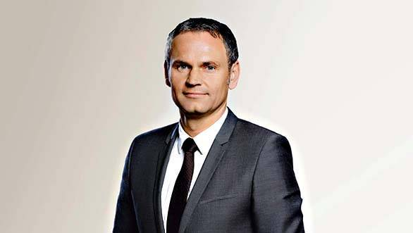 Oliver Blume Porshe CEO