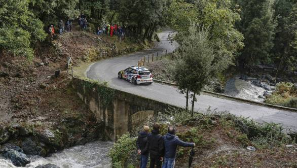 The second consecutive Rally de France win for Jari-Matti Latvala, and the first win for a Finnish driver at Corsica since Markku Alen in 1984