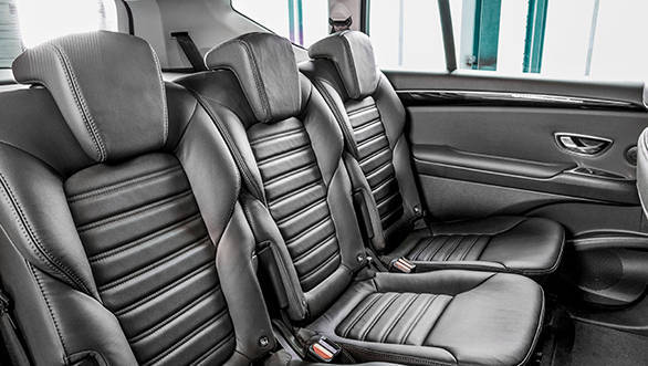 Renault Espace_rear seat