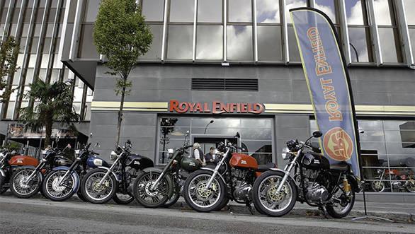 Royal Enfield Madrid (12)