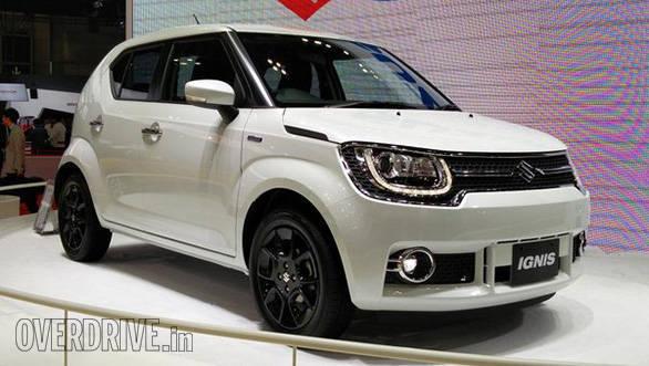 2015 Tokyo Motor Show Suzuki Unveils The Ignis Compact Crossover