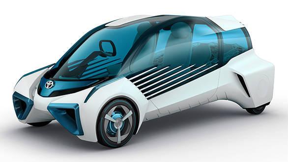 Toyota FCV Plus (2)