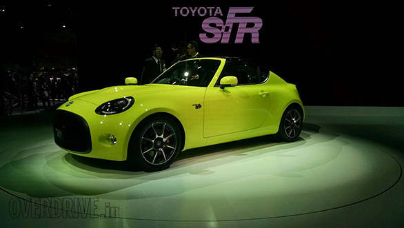 The Toyota SF-R