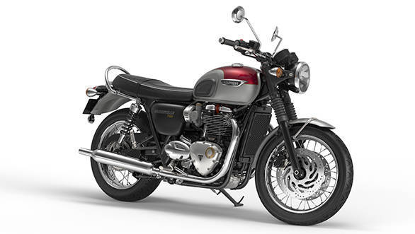 2016 Auto Expo: Triumph launches Bonneville T120 in India at Rs 8.7 lakh