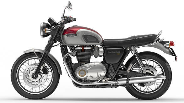 Above thE base model is the retro-styled and practicality oriented T120