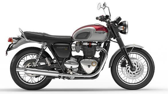 Triumph Bonneville T120 (5)