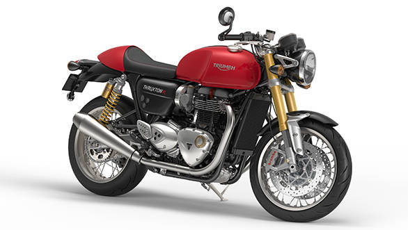 2016 Auto Expo: Triumph to launch Thruxton R in India soon