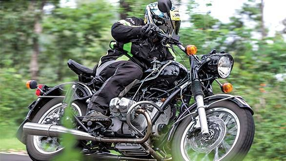 Ural Retro Solo first ride review