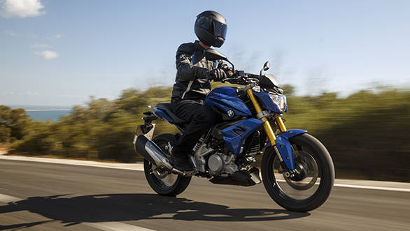 Is the TVS version of the BMW G 310 R going to be at Auto Expo 2016?