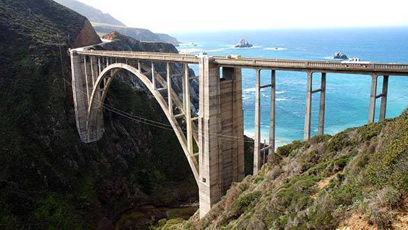 Big Sur, Bixby Creek Arch Bridge