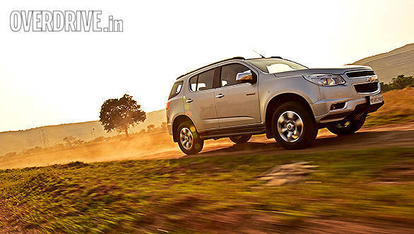 Chevrolet Trailblazer road test review