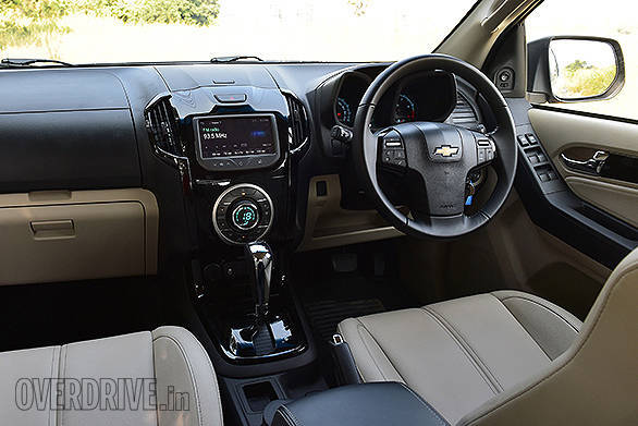 Chevrolet Trailblazer (9)