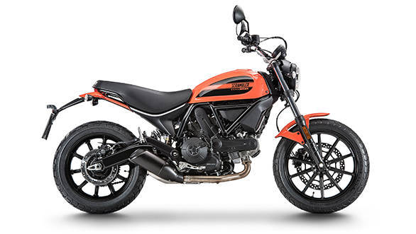 Confirmed: Ducati Scrambler Sixty2 not coming to India