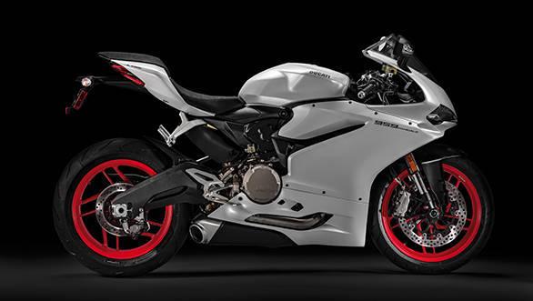 Ducati 959 Panigale (non-Euro4 spec)