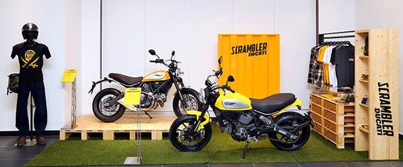 Ducati showroom Bangalore (3)