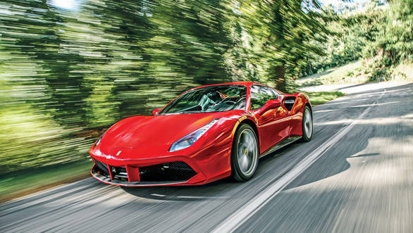 Ferrari 488 Spider Red_1