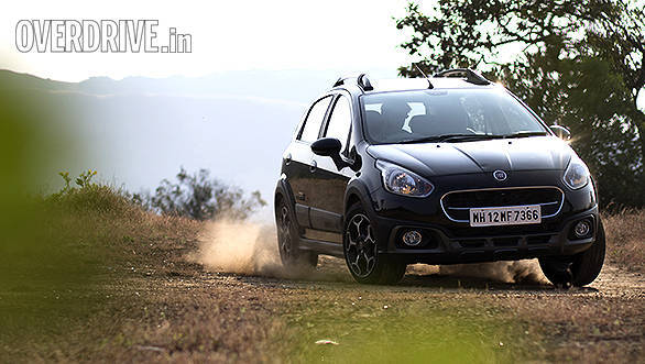 Fiat Abarth Avventura road test review