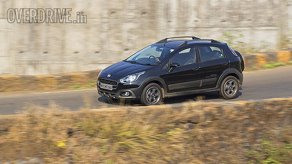 Fiat Avventura Powered by Abarth (2)