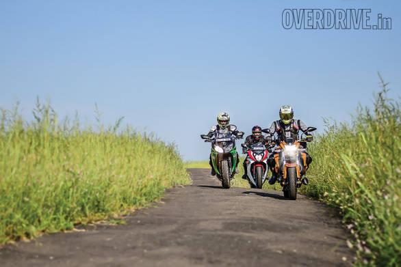 Honda CBR650F vs MV Augsta Brutale 800 vs Kawasaki Ninja 650 vs Kawasaki Z800 vs Ducati Scrambler vs Benelli TNT 600i vs Triumph Street Triple_31