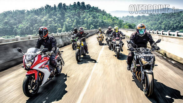 Honda CBR650F vs MV Augsta Brutale 800 vs Kawasaki Ninja 650 vs Kawasaki Z800 vs Ducati Scrambler vs Benelli TNT 600i vs Triumph Street Triple_34