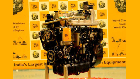JCB rolls out 100,000th Engine from its Ballabgarh facility.