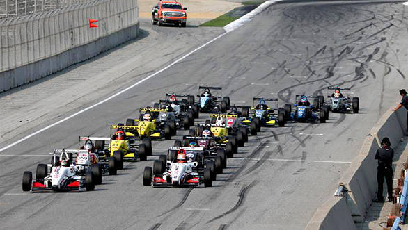 MMSC Mazda Road to Indy