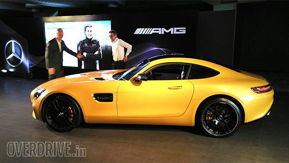 Mercedes-AMG  GT Launch1 (1)