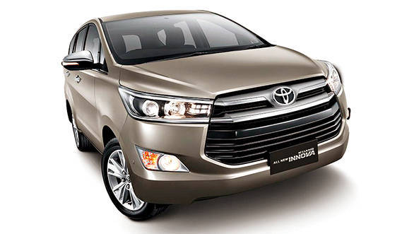 2016 Auto Expo: Toyota to showcase the Innova Crysta, Vios and the 2016 Prius