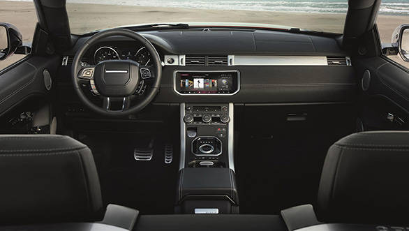 Land Rover Range Rover Evoque Convertible Launched In India At Rs