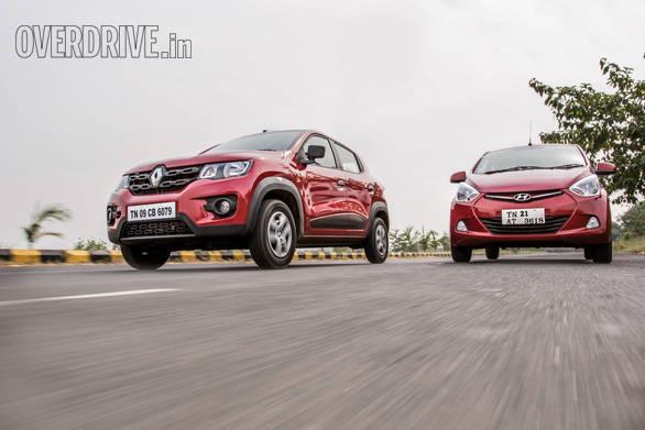 Renault Kwid vs Maruti Alto vs Datsun Go vs Hyundai Eon_01