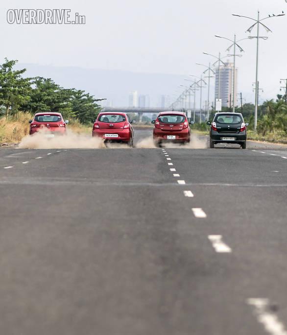 Renault Kwid vs Maruti Alto vs Datsun Go vs Hyundai Eon_23