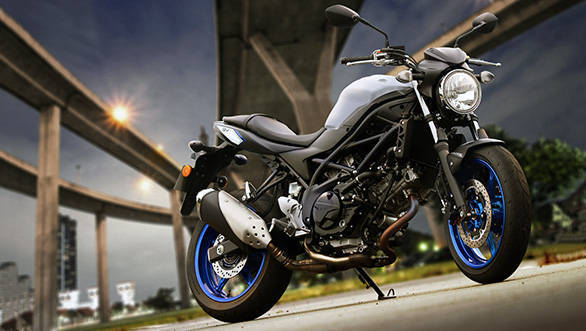 EICMA 2015: Suzuki unveils the new SV650