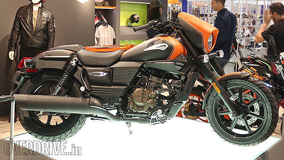 EICMA 2015: India-bound UM Renegade Sport S unveiled