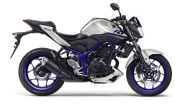 EICMA 2015: Yamaha MT-03 unveiled