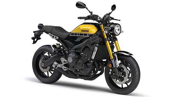 EICMA 2015: Yamaha unveils the 2016 XSR900