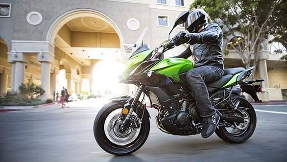 2015 Kawasaki Versys 650 (2)