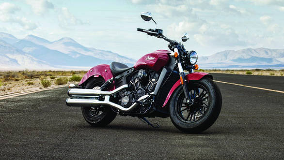Image gallery: Indian Scout Sixty from the EICMA 2015, Milan